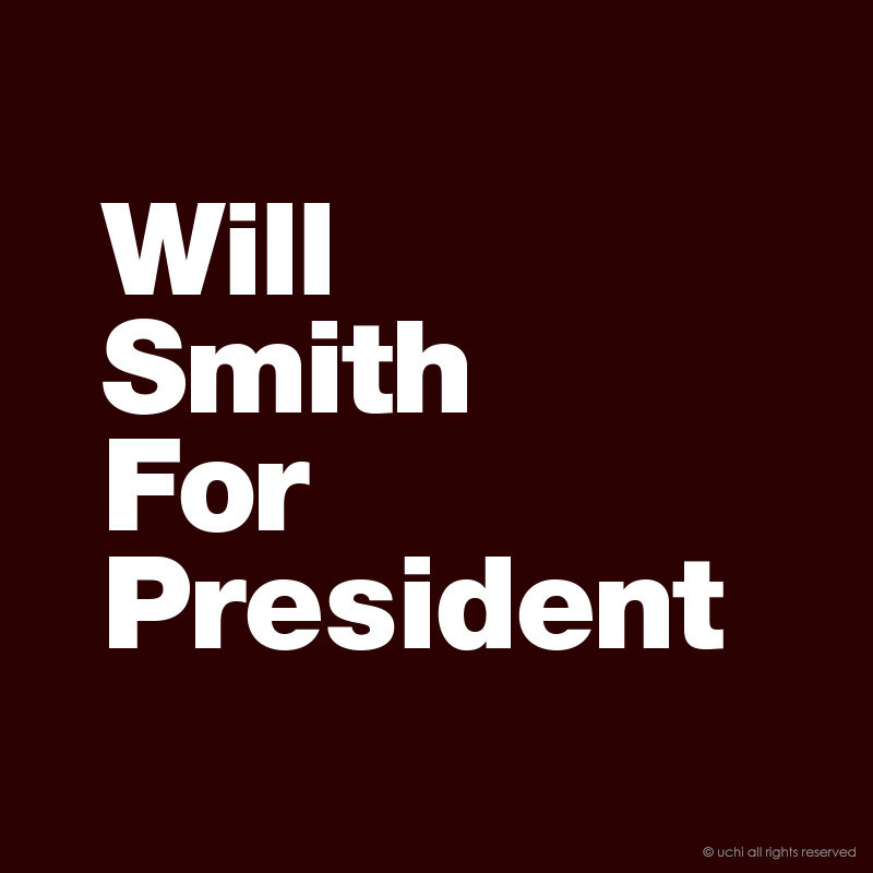 st 06 Will Smith for President