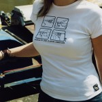 Always Use Clean Needles - Women's DJ T shirt