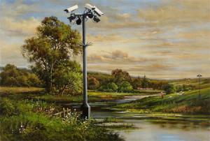 Banksy - Constable