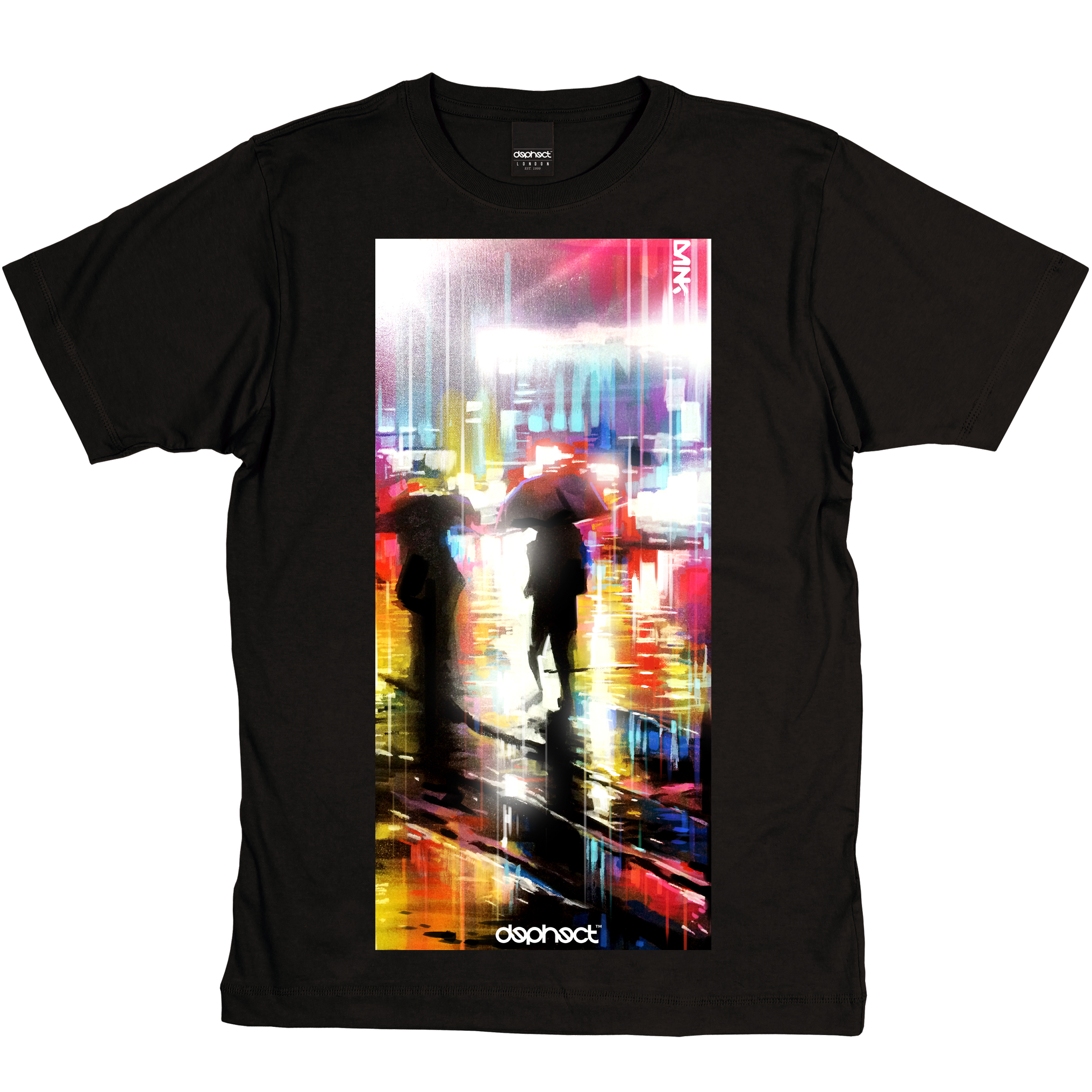 Hip Hop Brands - Dephect Blade T shirt by Dan Kitchener