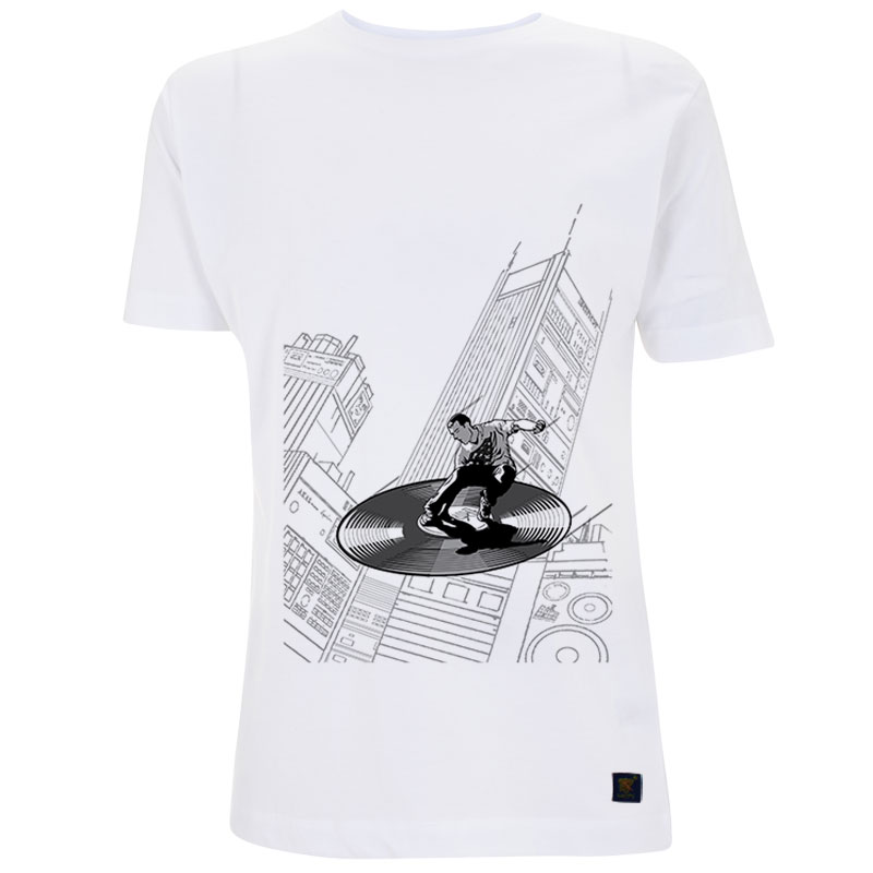 Supafresh Returns T shirt from uchi clothing