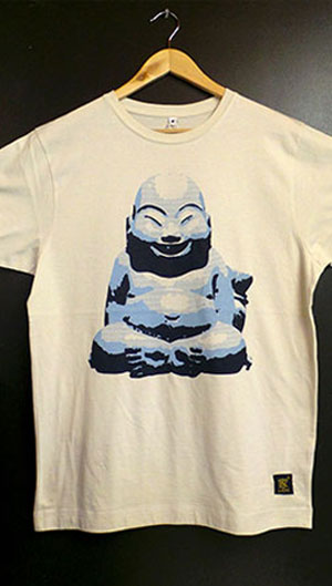 Shop - Hotei Buddha men's T shirt