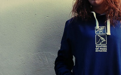 Weapons of Mass Instruction hoodie