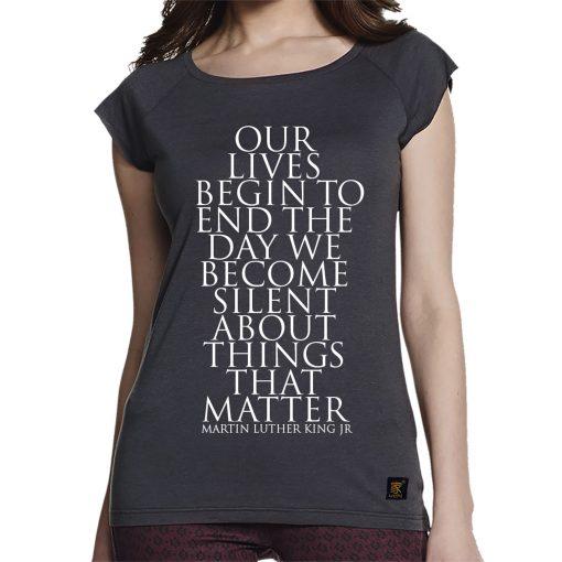Womens T shirts - Things That Matter