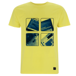 These Are The Breaks Too Men's sunflower T shirt