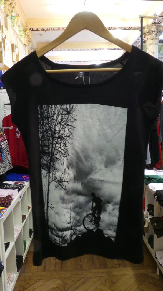 Mountain Top t shirt