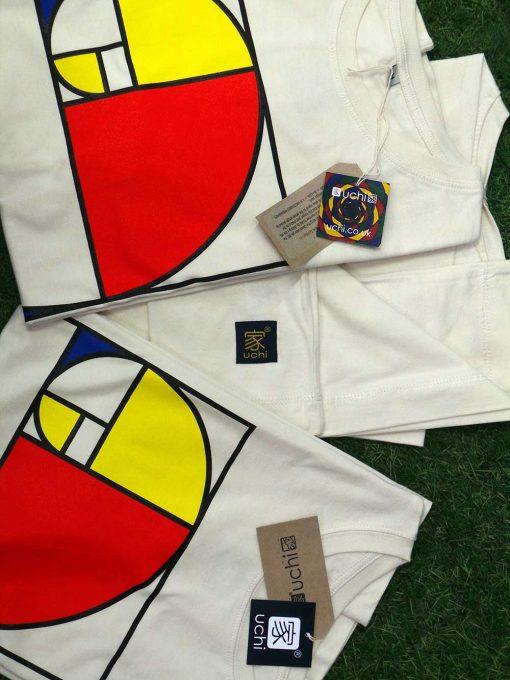 Golden Section Men's Cream T shirt