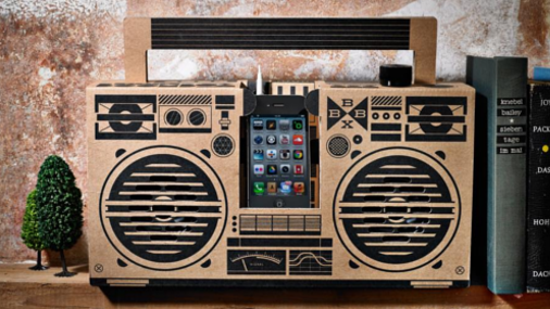 Berlin Boomboxes OVER HERE