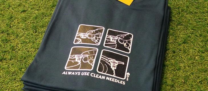 What makes a DJ T shirt a classic T shirt?