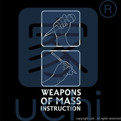 0012 - Weapons of Mass Instruction