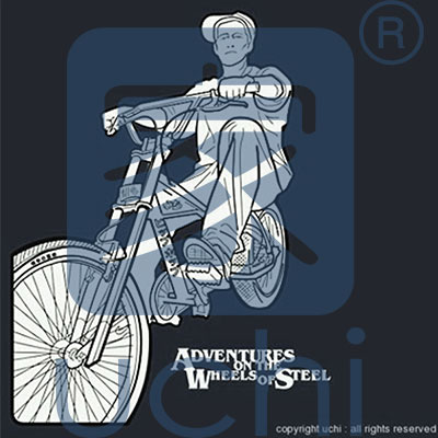 0021 - Adventures on the Wheels of Steel