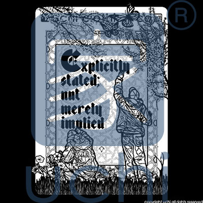 0028 - explicitly Stated; Not Merely Implied