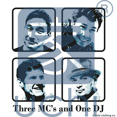 0046 - Three MCs and One DJ