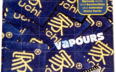 Vapours – uchi debut album