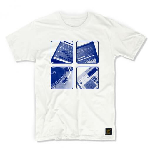 Men's T shirt - These Are The Breaks II Men's white T shirt