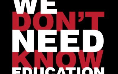 We need education