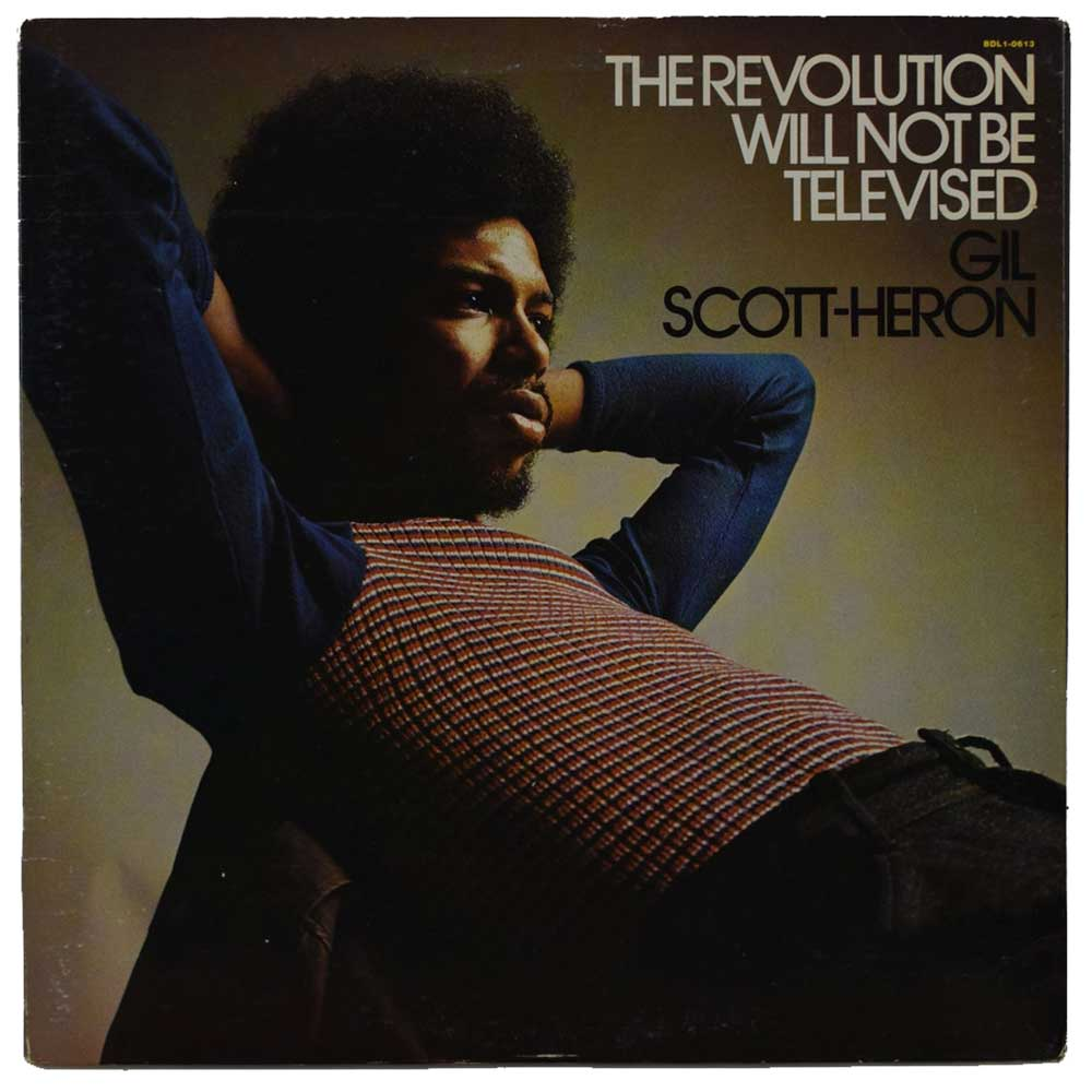 The Revolution Will Not Be Televised cover