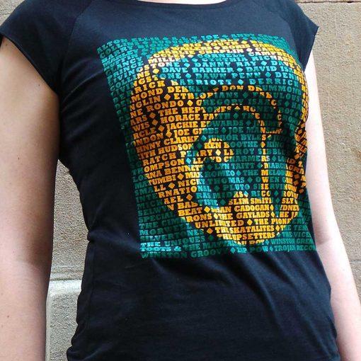 Women's bamboo T shirt - Trojan