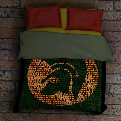 Trojan duvet cover