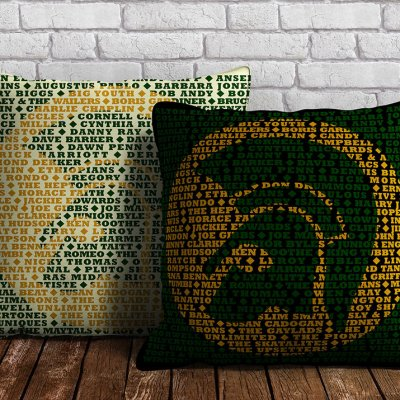 Trojan Outdoor Throw Pillow