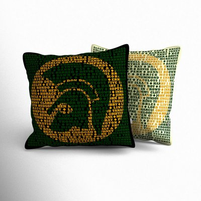 Trojan Indoor Throw Pillow