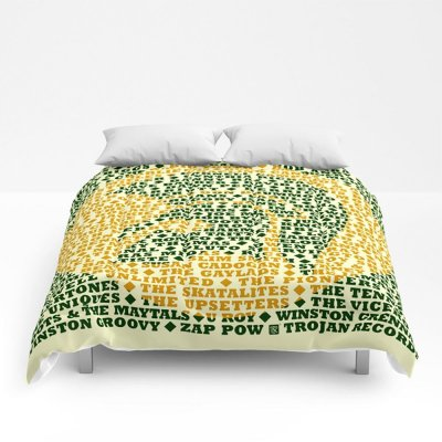 Trojan Records comforter