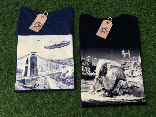 IX-Tshirts StarWars Bristol
