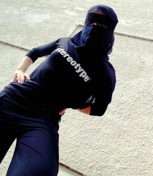 uchi clothing - Stereotype - women's bamboo T shirt by uchi clothing