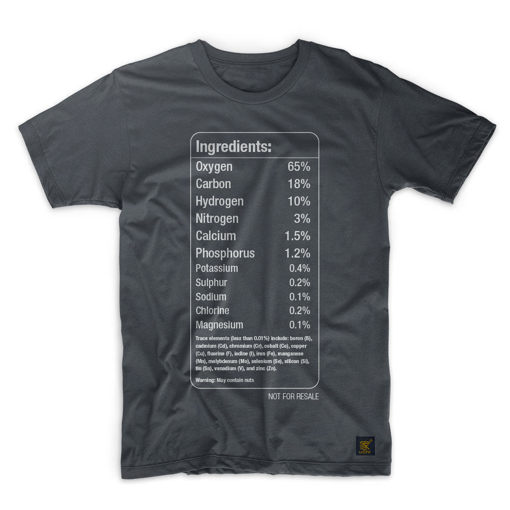 Elements Of The Human Body T Shirt