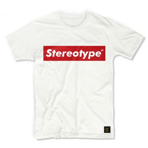 uchi clothing - Stereotype - men's T shirt by uchi clothing