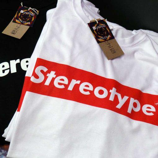 uchi clothing - Stereotype Futura - men's T shirt by uchi clothing