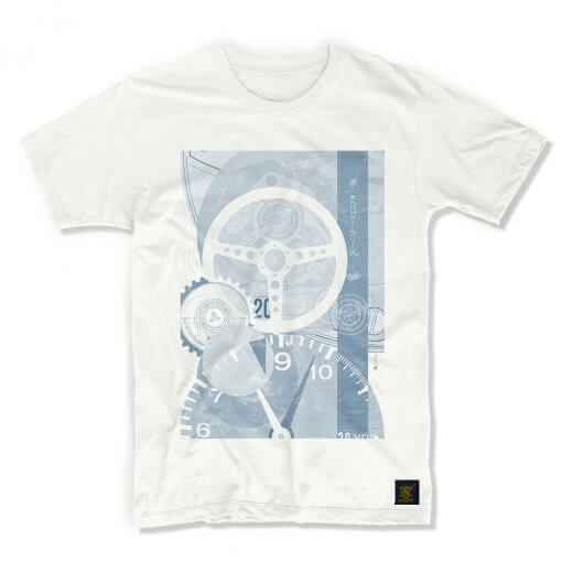 TAG Heuer T-shirt No 1 - blue