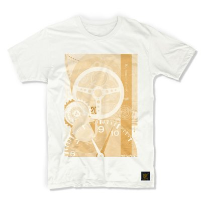 TAG Heuer T-shirt No 1 - orange