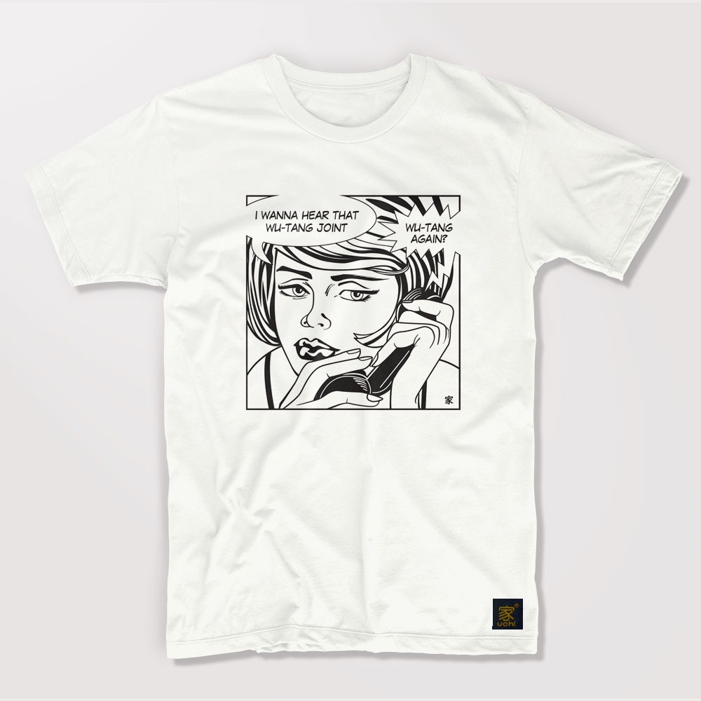 Protect Ya Neck men's T shirt by uchi clothing -