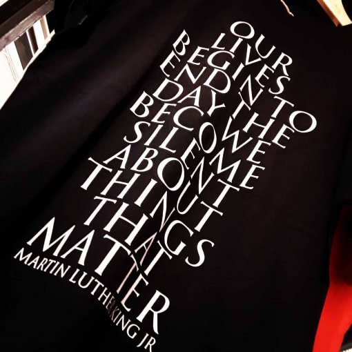 Mens T shirt - Things That Matter