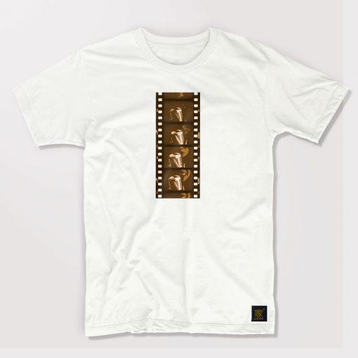 Pass the Mic - men's white T shirt