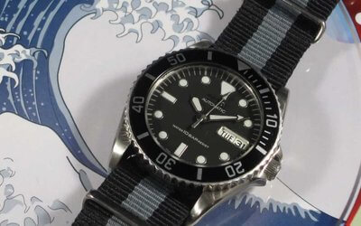 SEIKO Dive Watch Giveaway with DC Vintage Watches