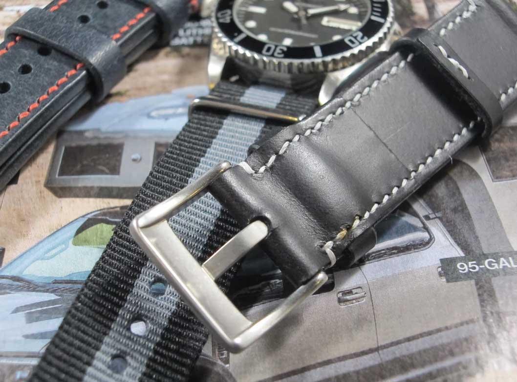 Southpaw Leather Watch straps