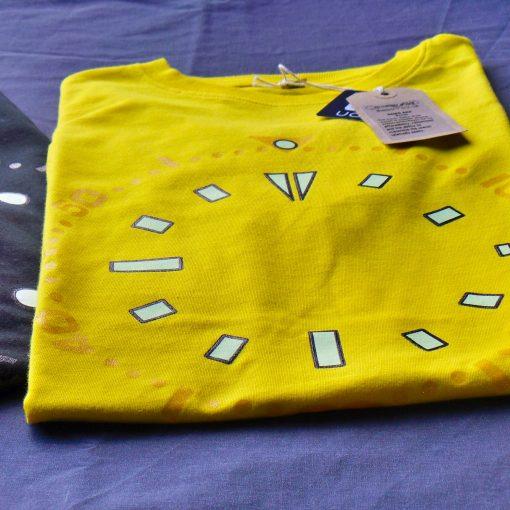 Seiko SKXA35 lume T shirt - uchi horology series