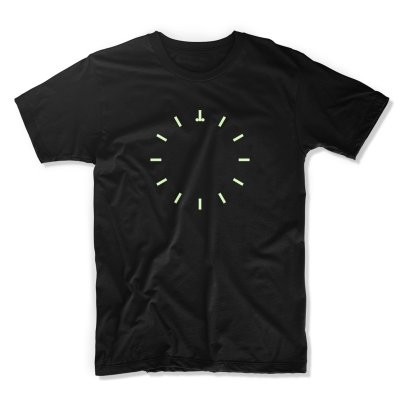 Omega Speedmaster Professional Moonwatch Lume T shirt