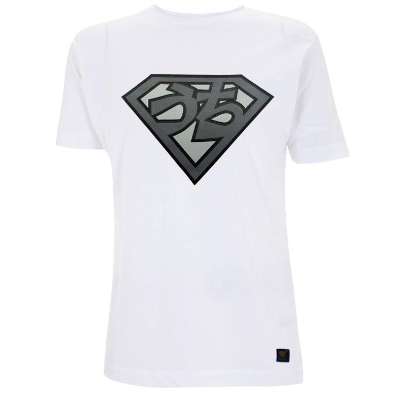 Supafresh Men's White T shirt