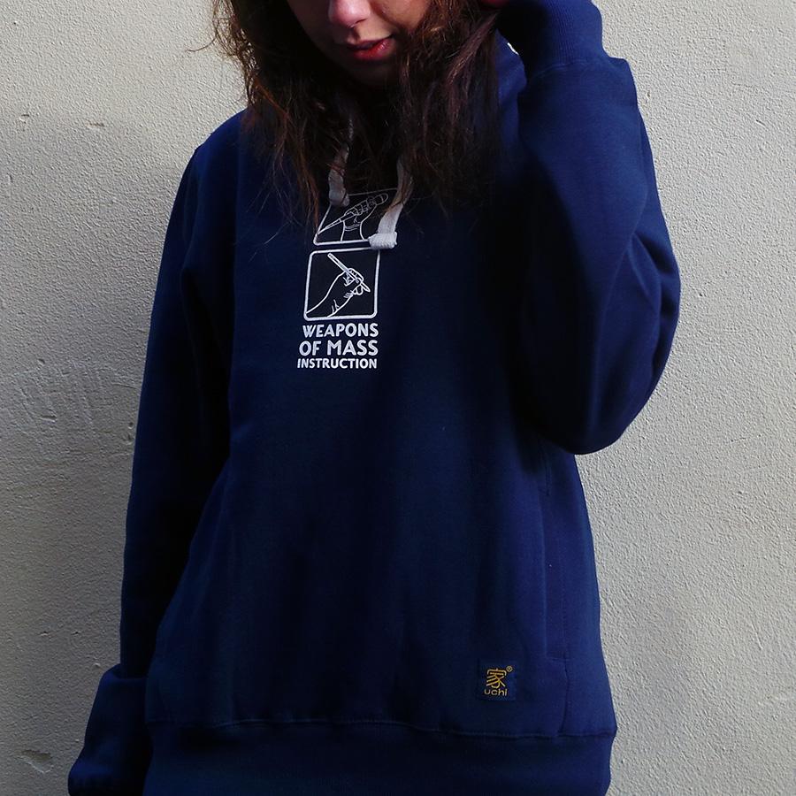 uchi Weapons of Mass Instruction hoodies